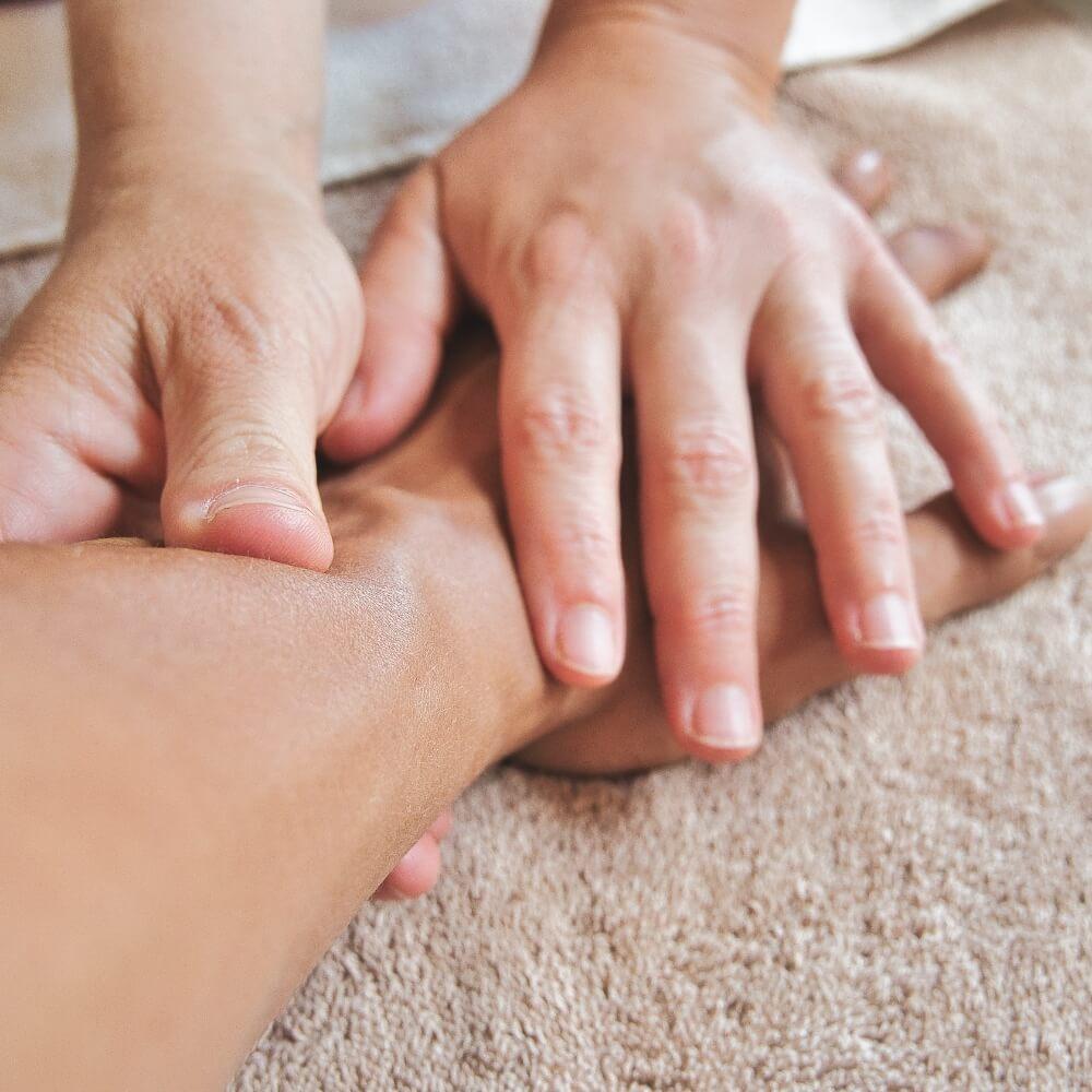 Therapie: Massage